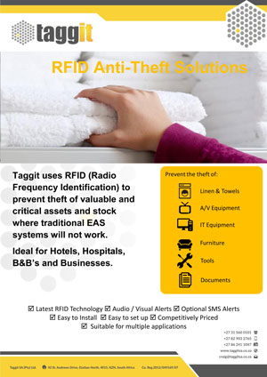 RFID Anti Theft Solutions