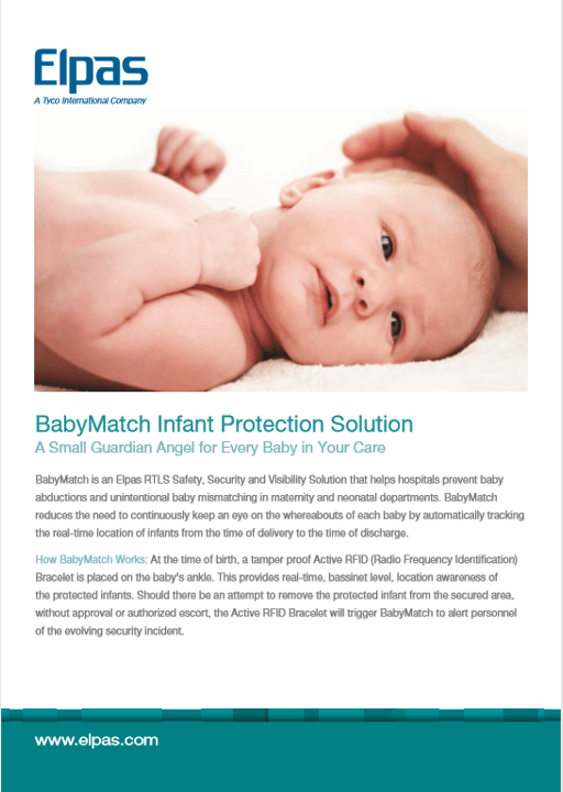 Elpas Infant Protection Solution