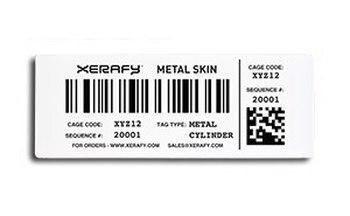 Xerafy – Mercury Metal Skin