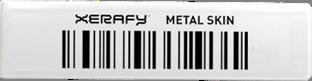 Xerafy – Delta Metal Skin