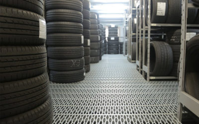 RFID In Tyres To Improve Asset Management